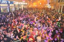 Carnaval cranking up!