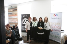 WinB committee & LBC Director Cristina Ferreira