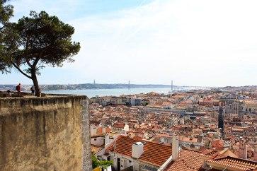 Miradouro do Castelo de São Jorge